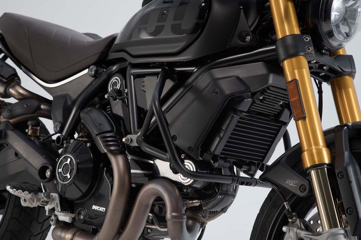 Reliable crashbar for Ducati Scrambler 1100 Sport, Protection for