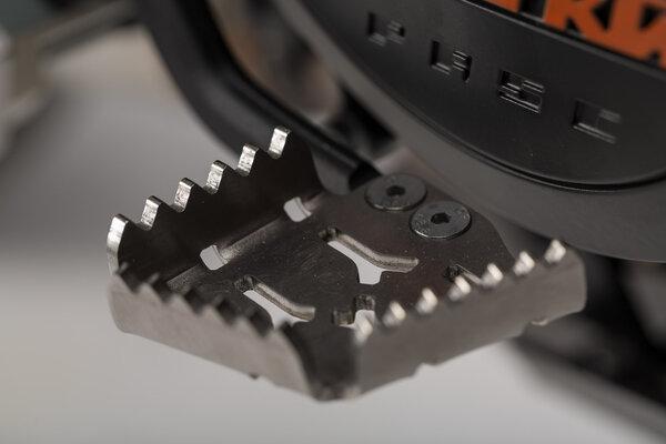 Extension de pédale de frein Gris. KTM modèles.