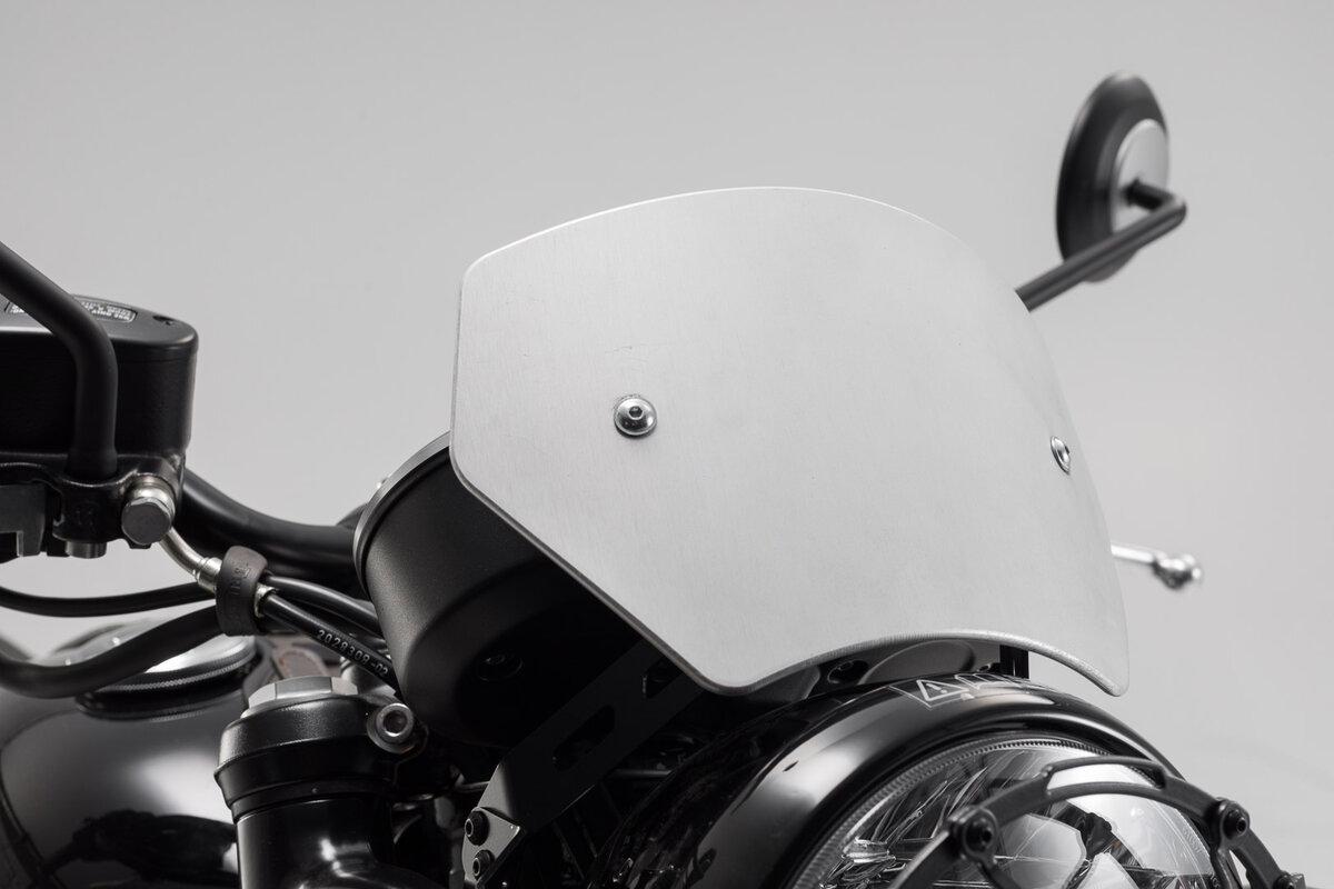 Windscreen for Triumph Bonneville T100/T120, by SW-MOTECH