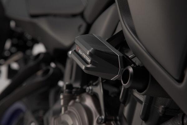 Kit de tope anticaidas Negro. Yamaha MT-07 (14-).