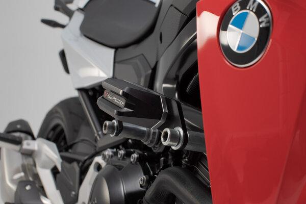 Sturzpad-Kit Schwarz. BMW F 900 R (19-).
