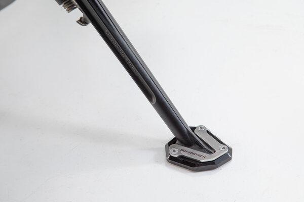 Extension de pied de béquille latérale Noir/Gris. KTM 790 Duke (18-).