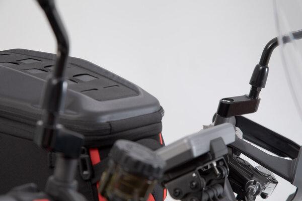 Extensión de retrovisor Universal. Negro. M10x1,25