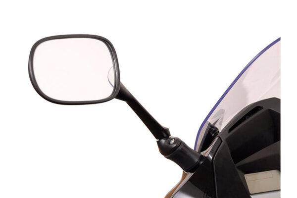 Spiegelverlängerung Kontur-Distanzstück. Schwarz. CBF600S, CBF1000/ F.
