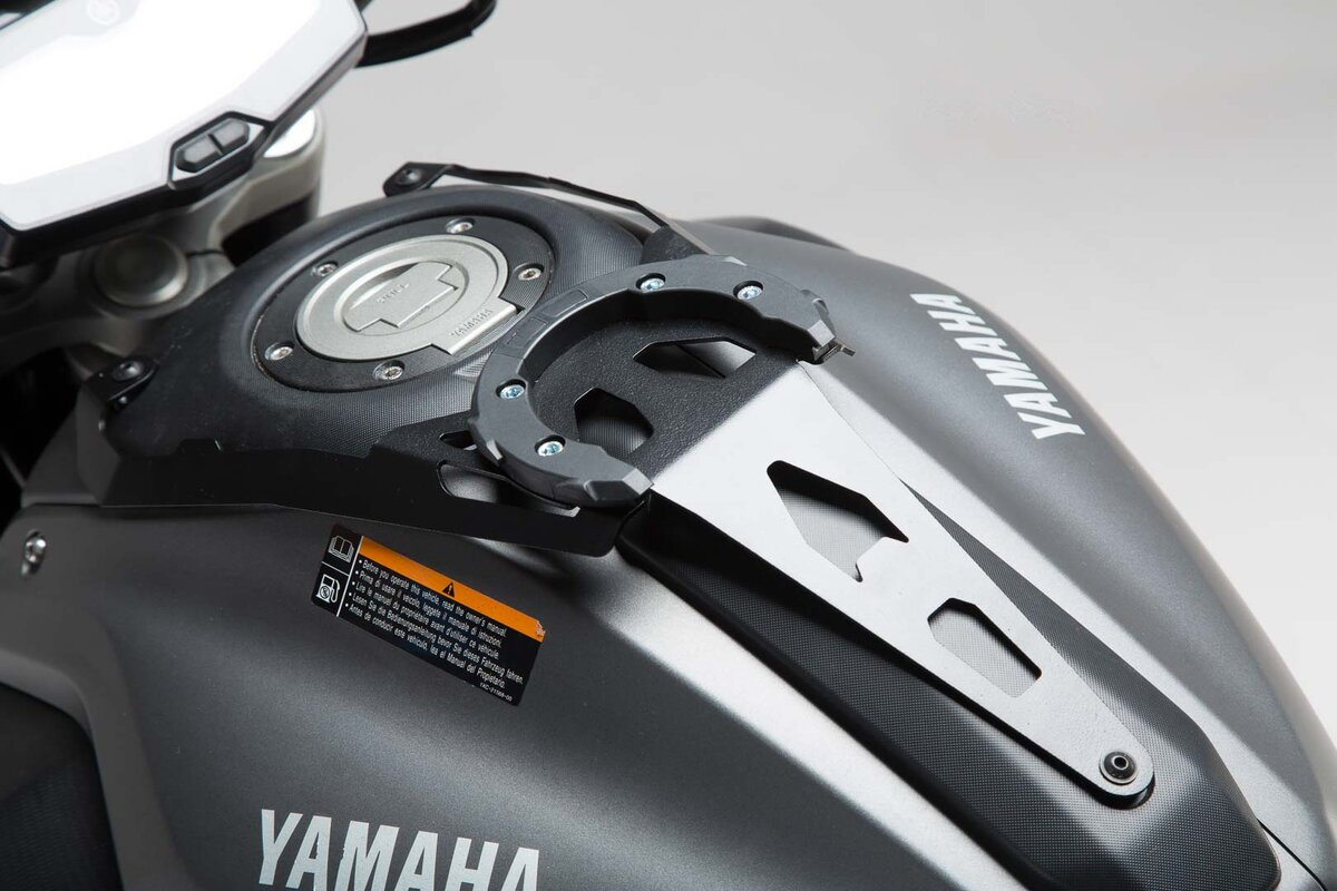 ION tank ring  Black  Yamaha MT-07 (14-17) / Moto Cage (15-16)
