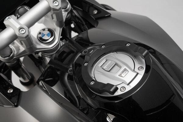 ION Tankring Schwarz. Für BMW-/ KTM-/ Ducati-Modelle.