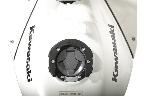 EVO tank ring 5 screws. BMW F 650 ST/Enduro.