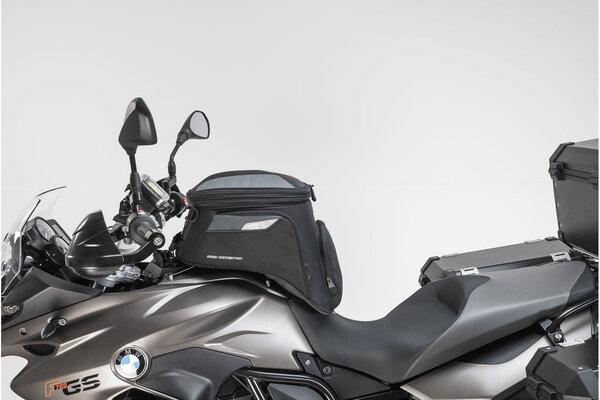 Anillo de depósito EVO Negro. BMW F 650/700/800 GS.