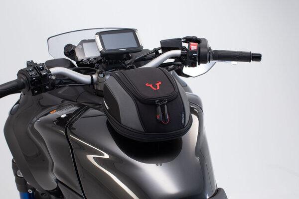 Anneau de réservoir EVO Noir. Yamaha Niken (18-).