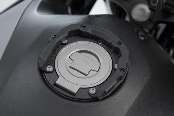PRO Tankring Schwarz. Ducati/ Triumph/ Yamaha. 5 Schrauben.