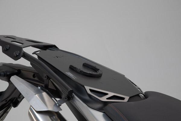 PRO Tankring für STEEL-RACK/SEAT-RACK Gepäckträger Für PRO Tankrucksäcke. Schwarz
