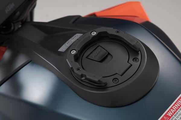 PRO Tankring Schwarz. Für BMW-/ KTM-/ Ducati-Modelle.