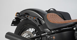 Side carrier for motorcycle cases and bags | SW-MOTECH