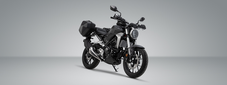 My Bike Honda Cb 300 R Sw Motech Shop High Quality Motorcycle Accessories