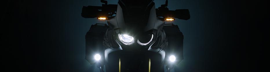 Additional headlights