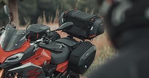 SW-Motech Ion Two Moto Sacoche de Réservoir Set FZ 8 Fazer 13-20 L incl Givi NEUF